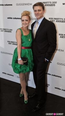 annika connor in Rob Pruitt's 2010 Art Awards