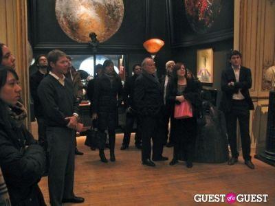 annika connor in Le Cabinet de Curiosités Private Tour