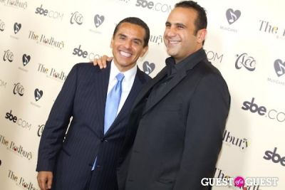 sam nazarian in The Redbury @ Hollywood and Vine After Party