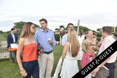 anson beard in Cointreau & Guest of A Guest Host A Summer Soiree At The Crows Nest in Montauk