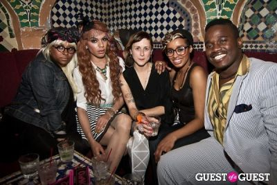 anthony decarlis in Vaga Magazine 3rd Issue Launch Party