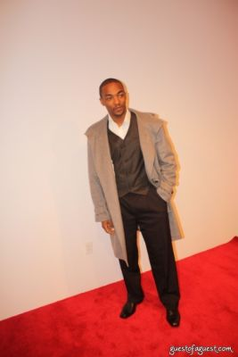anthony mackie in Gen Art presents Fall for New York at Skylight West sponsored by Three-O Vodka