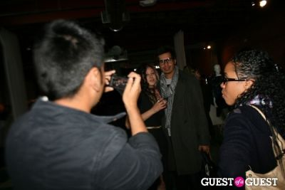 anthony mero in Greige Market Opening Night Launch Party
