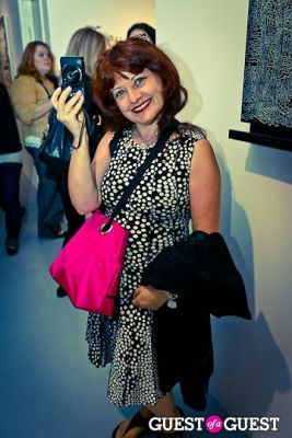 april pamilieri in Trey Speegle: Good Luck With That Opening Reception