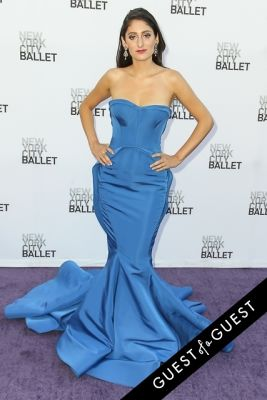 arden wohl in NYC Ballet Fall Gala 2014