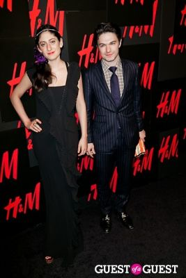 jake mueser in H&M Hosts Private Concert with Lana Del Rey