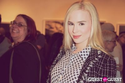 ariane sommer in Private Reception of 'Innocents' - Photos by Moby