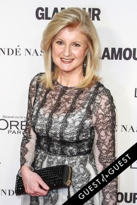 arianna huffington in Glamour Magazine Women of the Year Awards