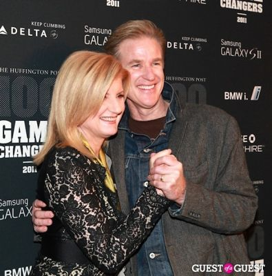 matthew modine in 2011 Huffington Post and Game Changers Award Ceremony