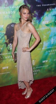 arizona muse in Fragrance Foundation Awards 2014