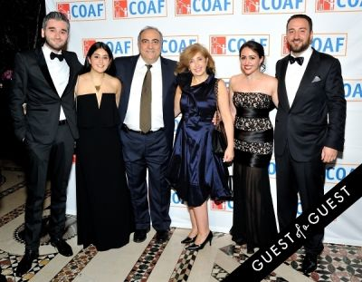 nazaret in COAF 12th Annual Holiday Gala