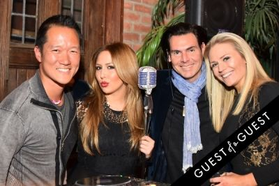 lauren gizzi-gerard in The 4th Annual Silver & Gold Winter Party to Benefit Roots & Wings