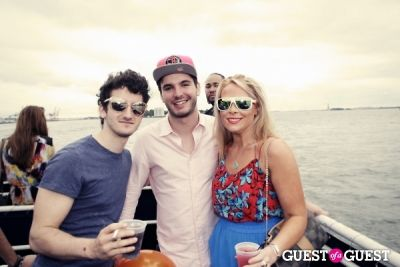 ash duffy in Chelsea Beach Yacht Party