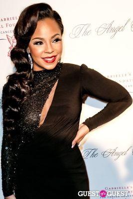 ashanti in Gabrielle's Angel Foundation Hosts Angel Ball 2012