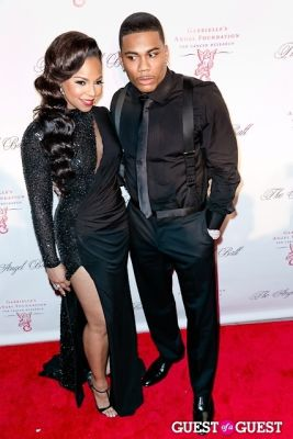 nelly in Gabrielle's Angel Foundation Hosts Angel Ball 2012