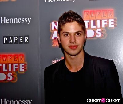 asher levine in 7th Annual PAPER Nightlife Awards