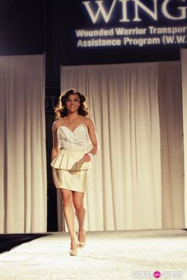 ashley boalch in Luke's Wings 4th Annual Fashion Takes Flight