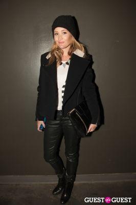 ashley fultz in NYC Fashion Week FW 14 Street Style Day 2
