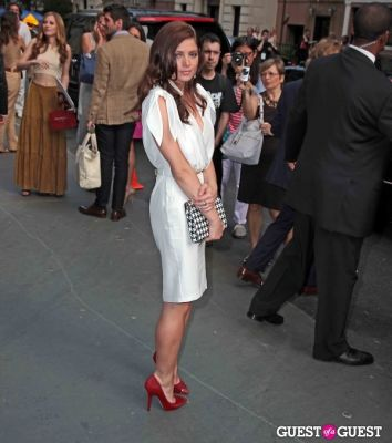 ashley greene in Salvatore Ferragamo Presents Women's Resort 2012 Collection