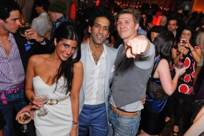 ashley lloret in Omeed Malik's Birthday at Norwood