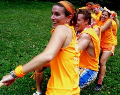 ashley mcdowell in Color Wars 2010