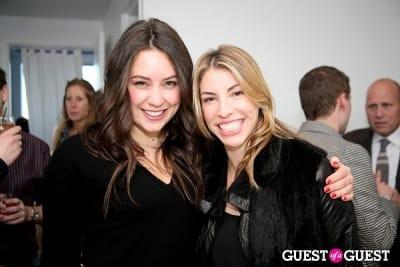 ashley middleton in Vogue & Escada Party