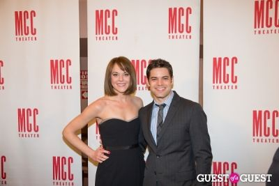 ashley spencer in MCC's Miscast 2014
