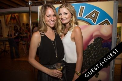 emily levitan in Hollywood Stars for a Cause at LAB ART