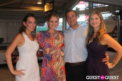 ashley taylor in ziMS Foundation 'A Night At The Park'