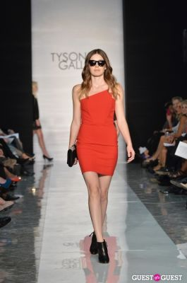 ashley thomas-turchin in ALL ACCESS: FASHION Intermix Fashion Show