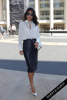 ashley torres in NYFW Style From the Tents: Street Style Day 1