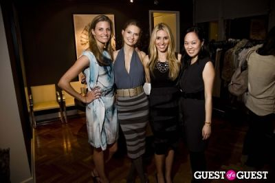 natalie decleve in L-Atitude Trunk Show Event