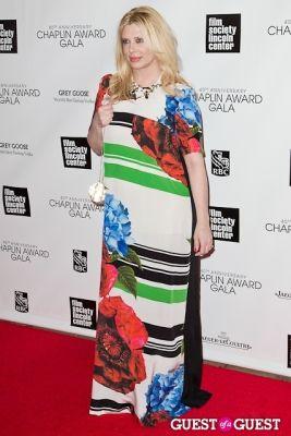 aslaug magnusdottir in 40th Annual Chaplin Awards honoring Barbra Streisand