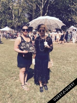 cherry moon in The 10th Annual Jazz Age Lawn Party