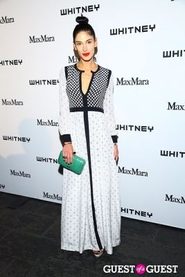 athena calderone in 2013 Whitney Art Party
