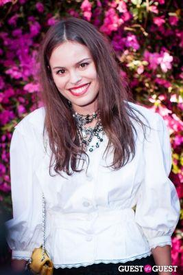 atlanta de-cadenet in Chanel Hosts Eighth Annual Tribeca Film Festival Artists Dinner