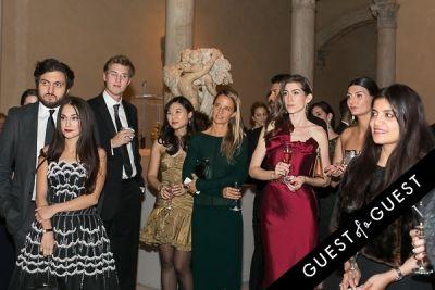audrey gelman in Metropolitan Museum of Art Apollo Circle Benefit