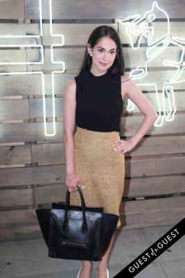 audrey gelman in Coach Presents 2014 Summer Party on the High Line