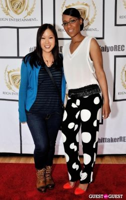 audrey ong in Reign Entertainment Hosts The Launch of 3D Art by S. Whittaker