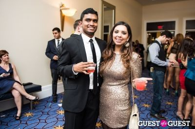 austin aluvathingar in Big Night DC - New Year's Eve Extravaganza