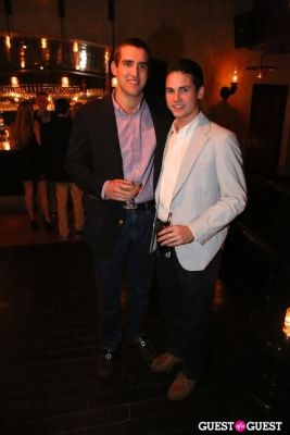 david gordon in Toro Lounge Party in the Smyth Hotel