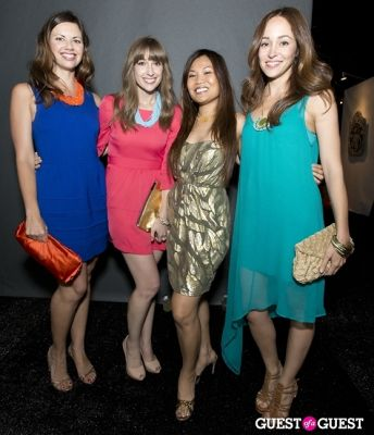 autumn reeser in P.S. Arts Hosts LA Modernism Opening Night