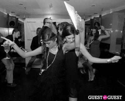 ava deylami in Great Gatsby Gala