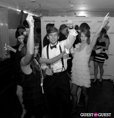 kindal newsome in Great Gatsby Gala