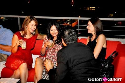 ayesha guljanani in Sip With Socialites September Happy Hour