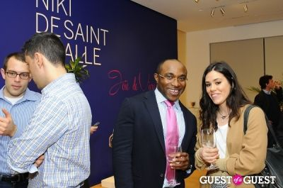 anna deeilpeo in IvyConnect NYC Presents Sotheby's Gallery Reception