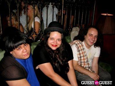 ana calderon in LA BOUM @ Bardot Featuring Hanson