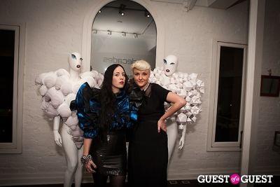 b. akerlund in Decades & Bea Szenfeld Art & Fashion  Hosted by B. Åkerlund