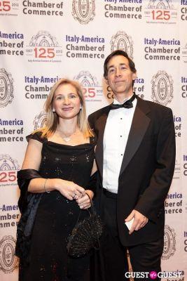 b. sampoli in Italy America CC 125th Anniversary Gala