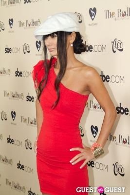 bai ling in The Redbury @ Hollywood and Vine After Party